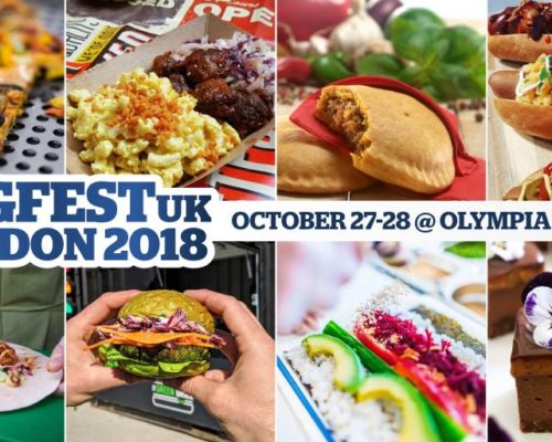 London Vegfest 2018 – England UK