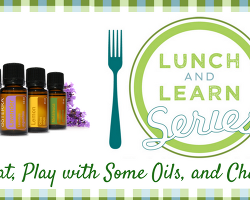Essential Oils Lunch & Learn Series- Houston, United States