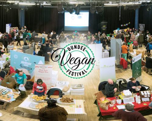 3rd Dundee Vegan Festival – Scotland
