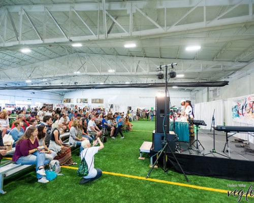 Hudson Valley VegFest 2018 New York State