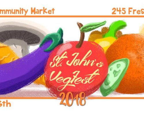 St John's VegFest 2018 – Canada