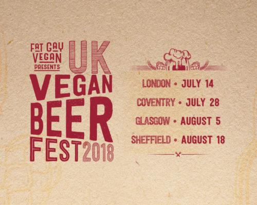 Vegan Beer Fest UK 2018 Sheffield – England