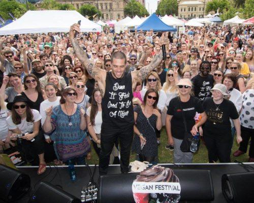 Vegan Festival Adelaide 2018 – Australia