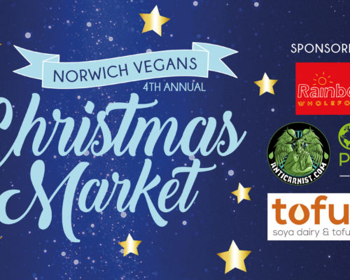 Norwich Vegans Annual Christmas Market – England, UK