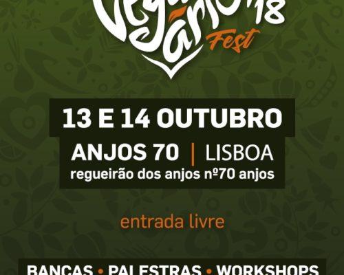 Veganário Fest 2018 Portugal