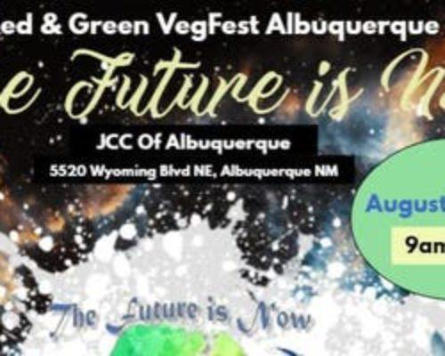 Red & Green VegFest Albuquerque 2019 – United States