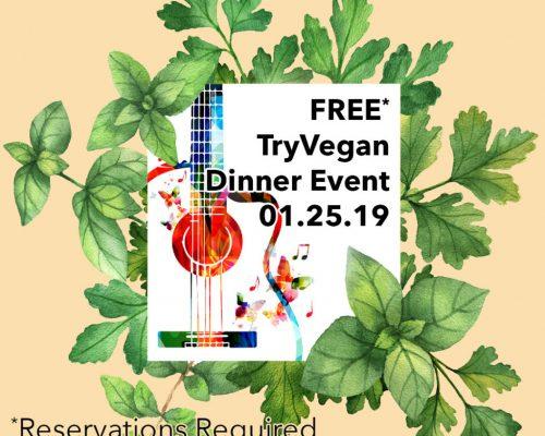 TryVegan Free Buffet Event – Florida, United States