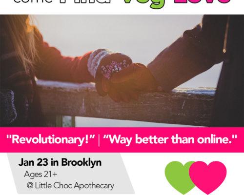Veg Speed Date Brooklyn, United States