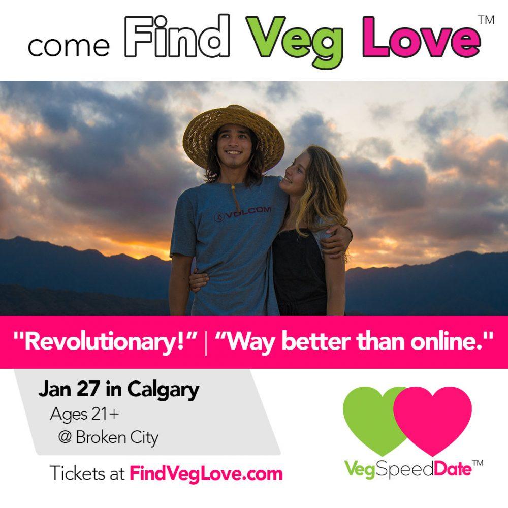 Speed vegetarian dating nyc 2019