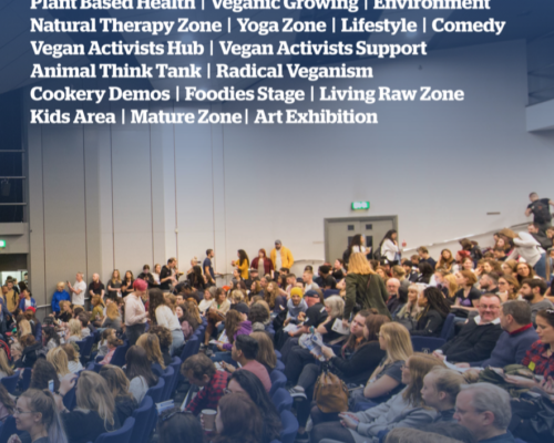 London Vegfest 2019 – England, UK