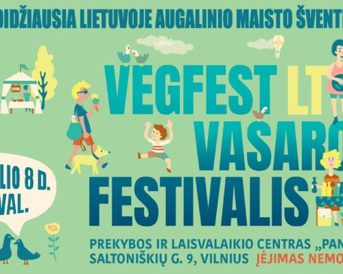 Vegfest LT 2019 – Vasaros, Lithuania