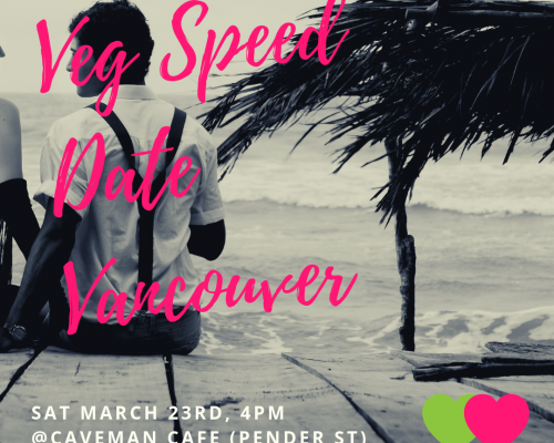 Veg Speed Date Vancouver – Canada