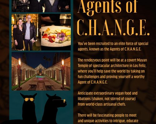 Agents of C.H.A.N.G.E – California, United States
