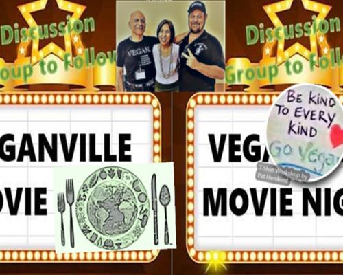 Try VeganvilleTV Buffet Movie Night – Miami, United States